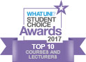 What Uni - Top 10 - Courses and Lecturers